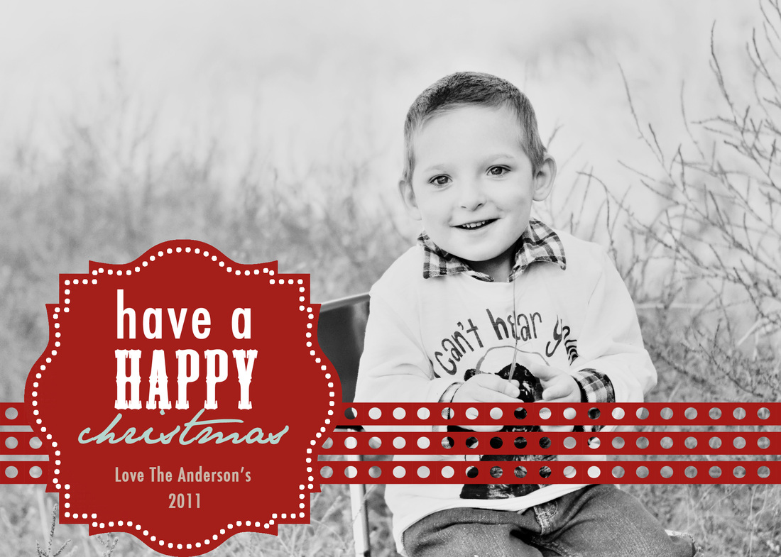 Christmas Card Templates For Photographers rest of the 5x7 cards